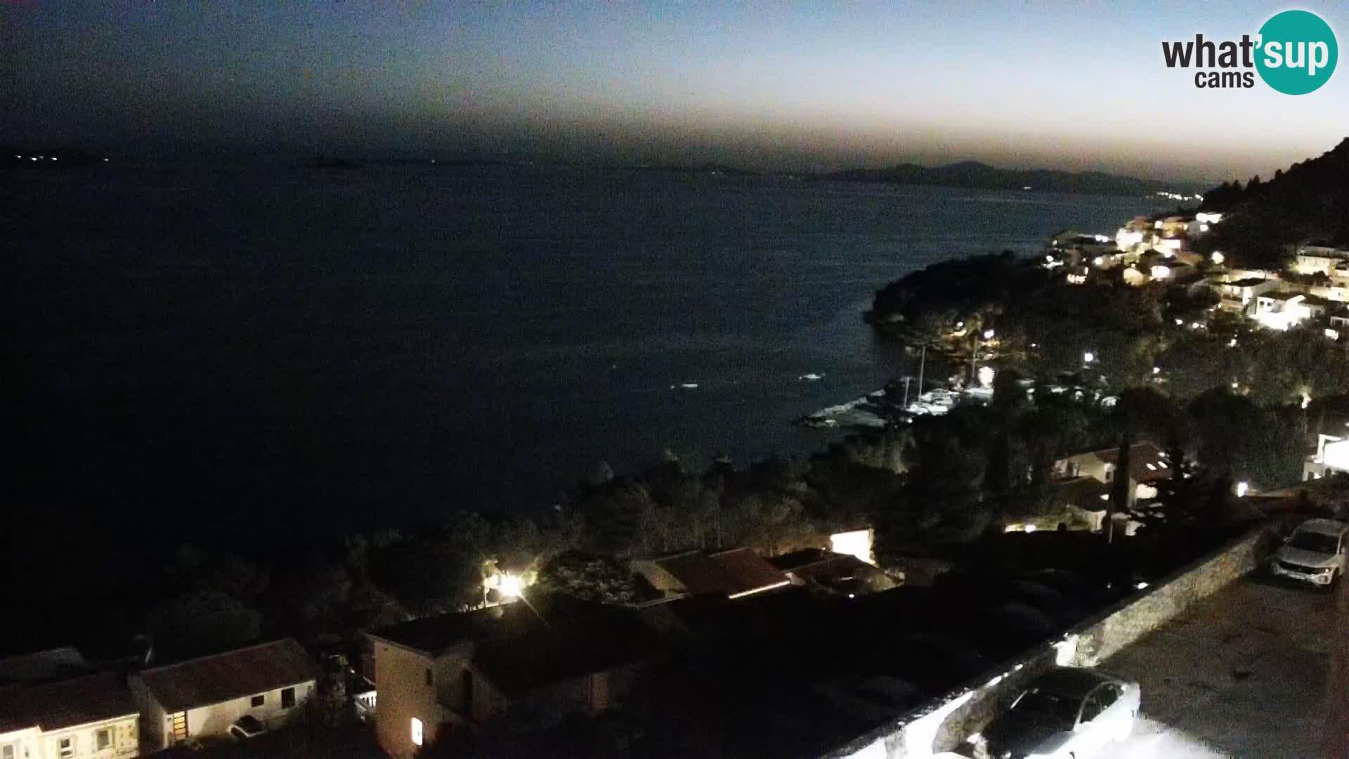 Webcam live Drage Dalmazia – panorama