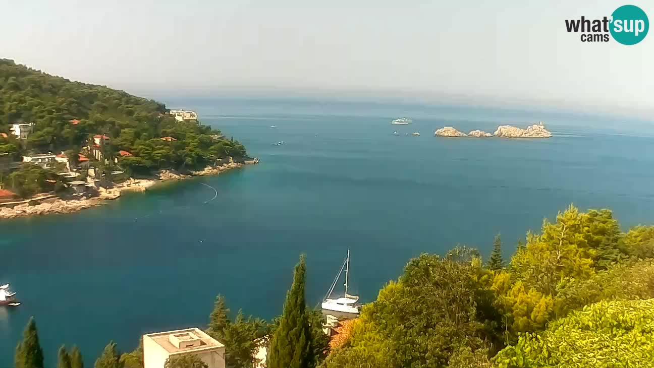 Dubrovnik – La baie de Lapad