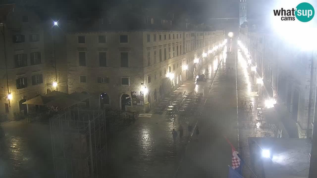 Webcam Dubrovnik – panorama de la Ciudad Vieja