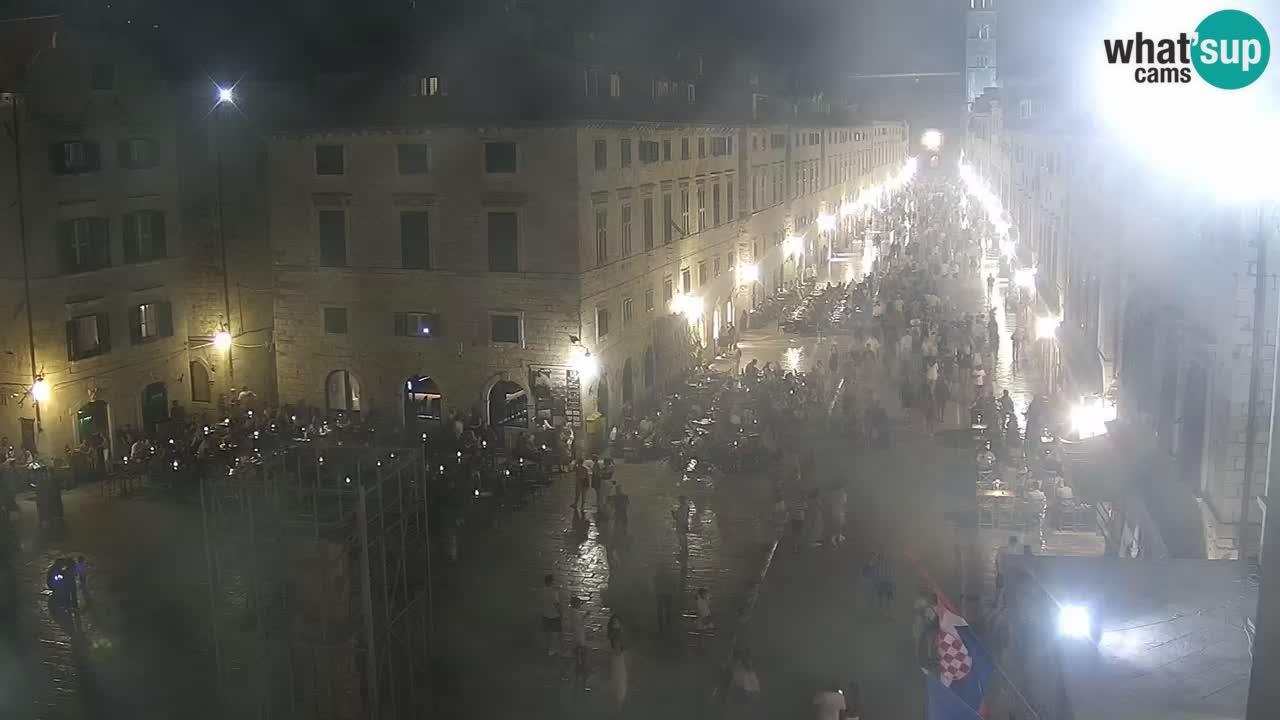 Webcam Dubrovnik – panorama of Old Town