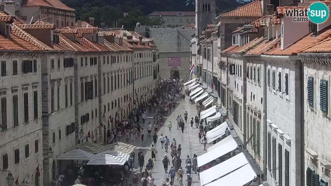 Kamera uživo Dubrovnik – Placa / Štradun