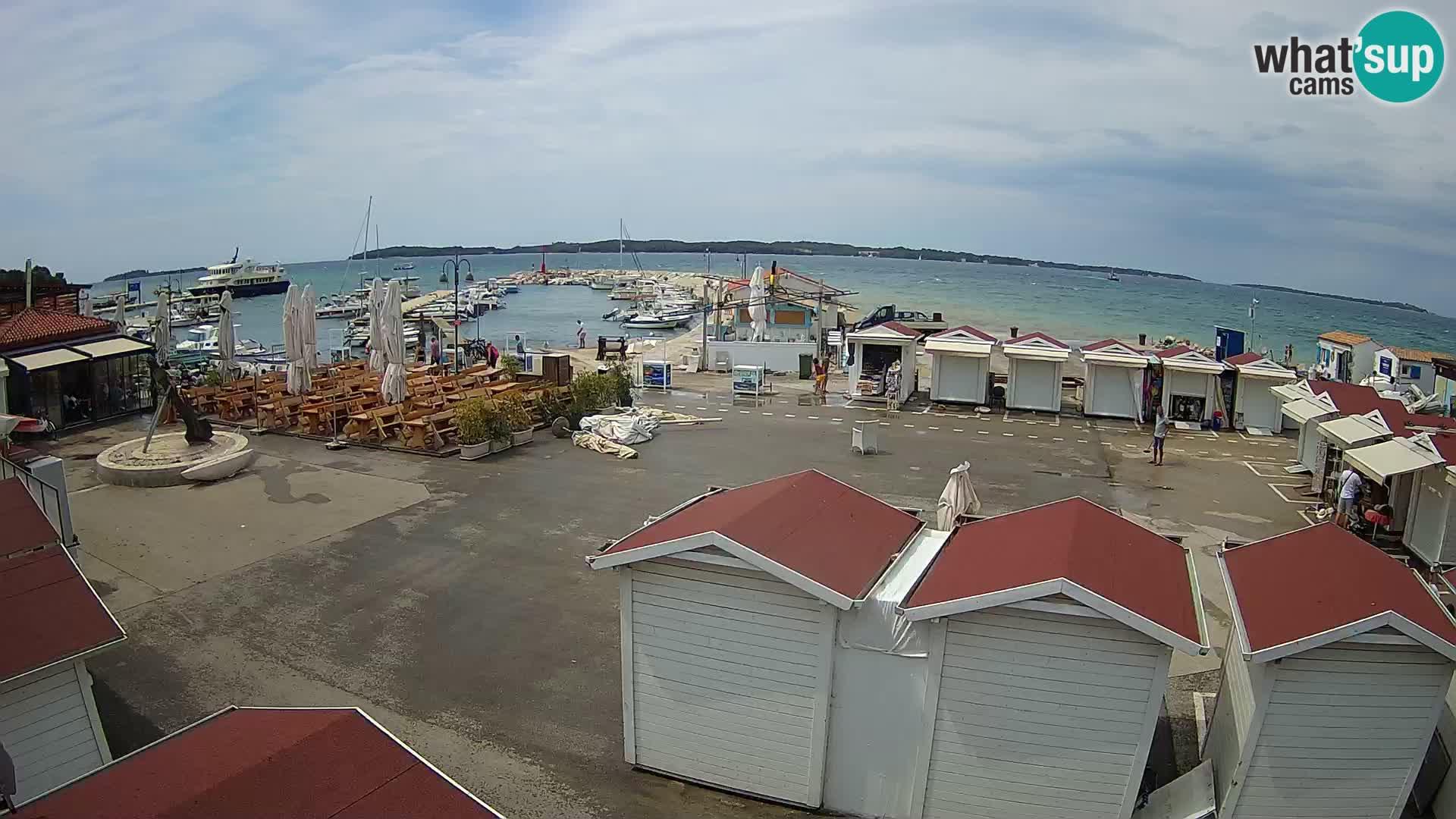 webcam Fažana