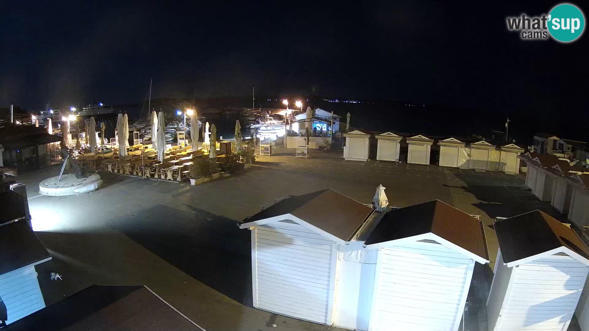 Live webcam Fažana