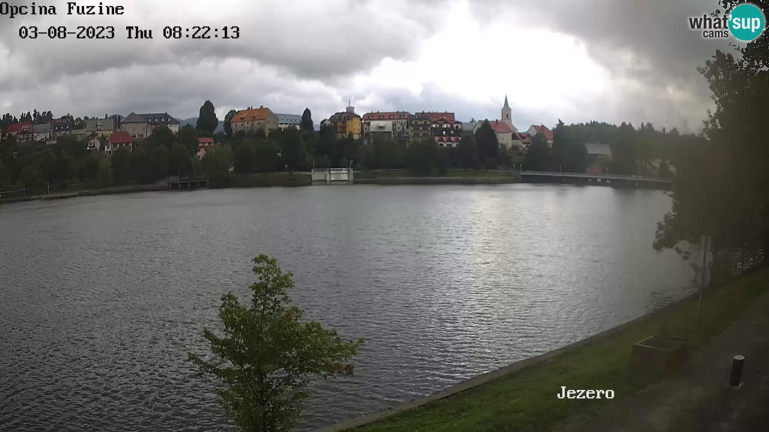 Webcam Bajer See – Bajersko Jezero Fužine