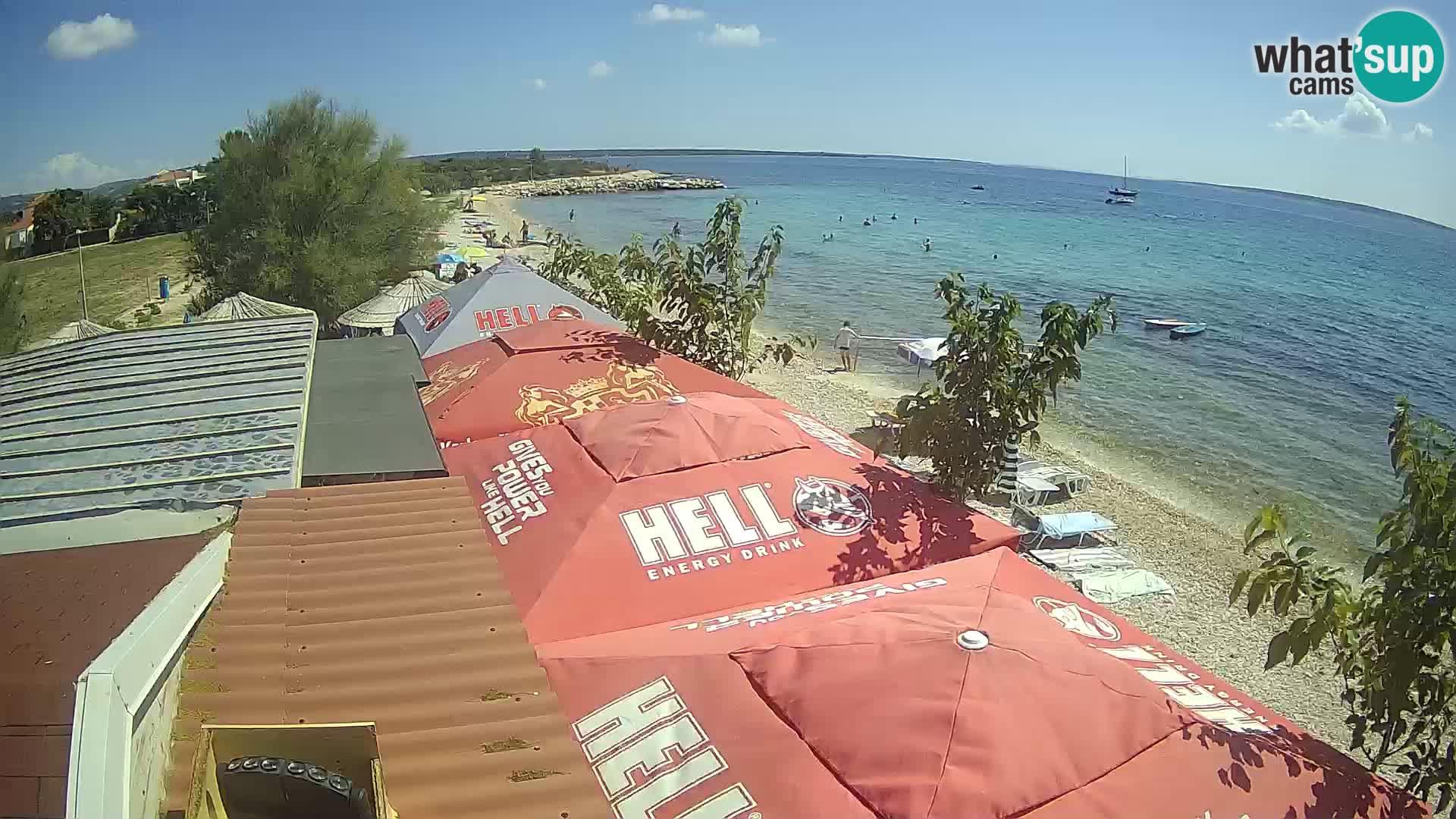 Gajac beach – Pag