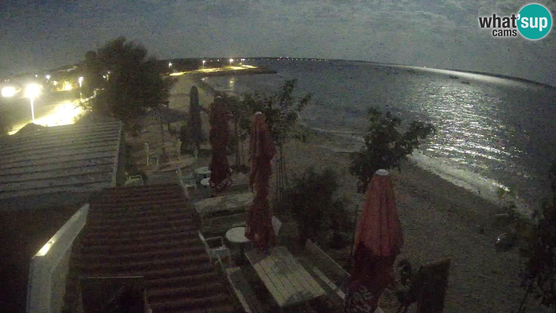 Strand in Gajac – Pag