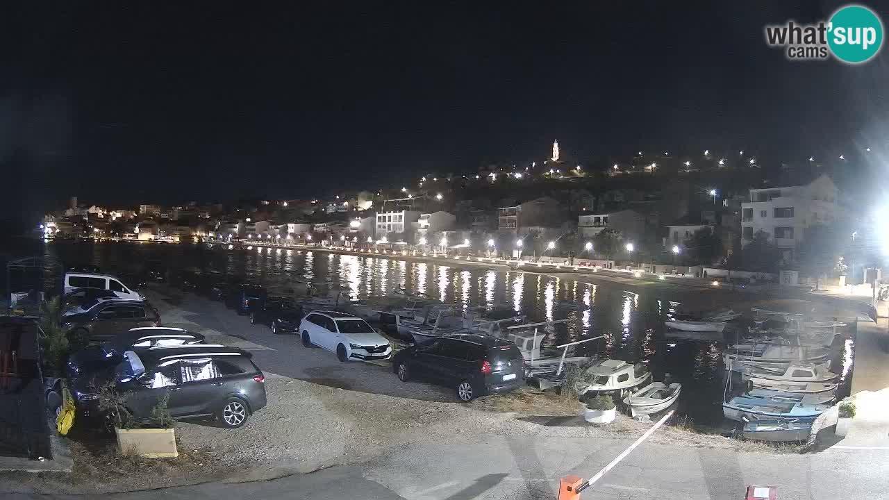 Live Webcam Igrane – Panorama di Igrane