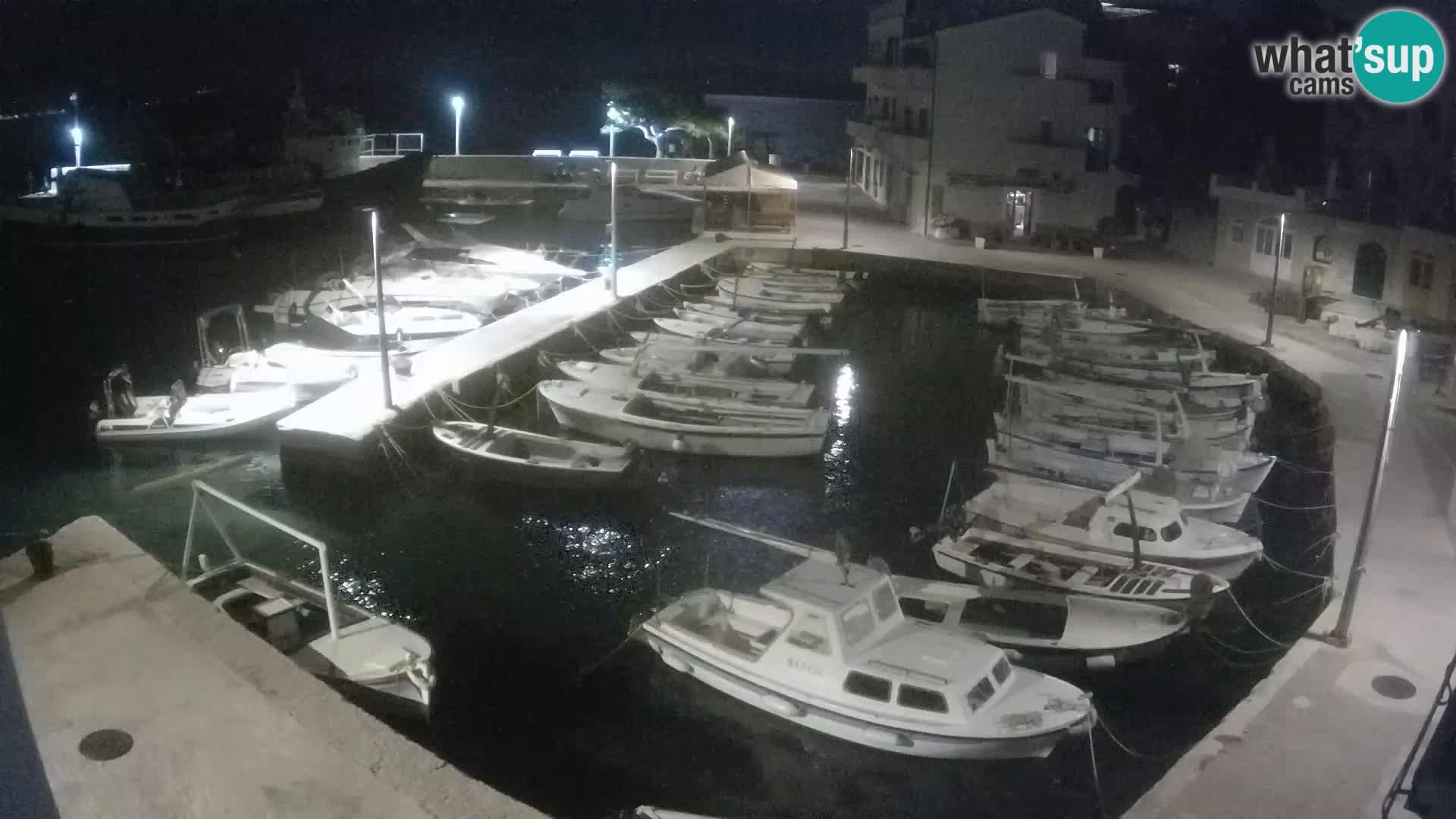 Webcam Igrane – marina