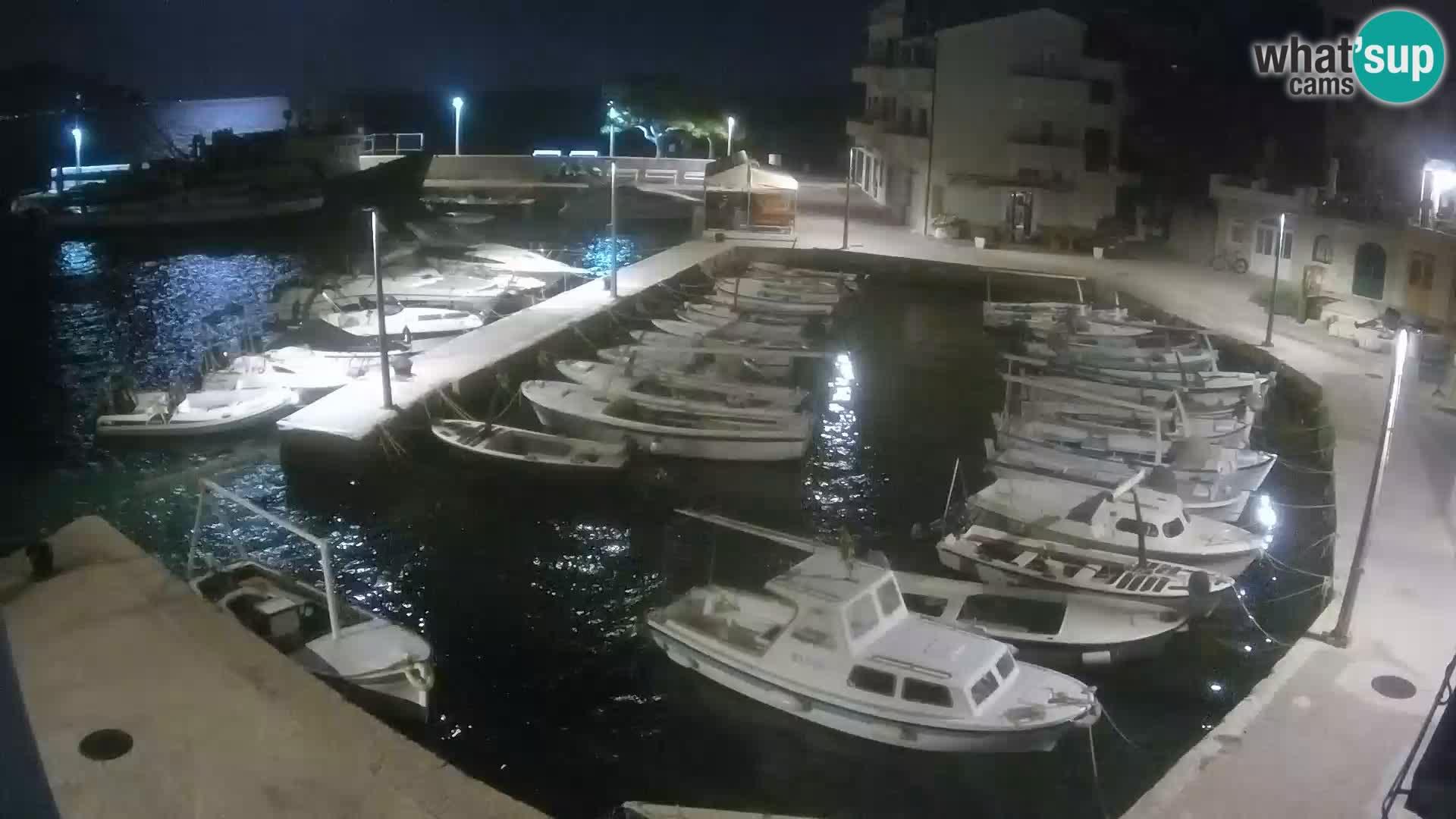 Webcam Igrane – port