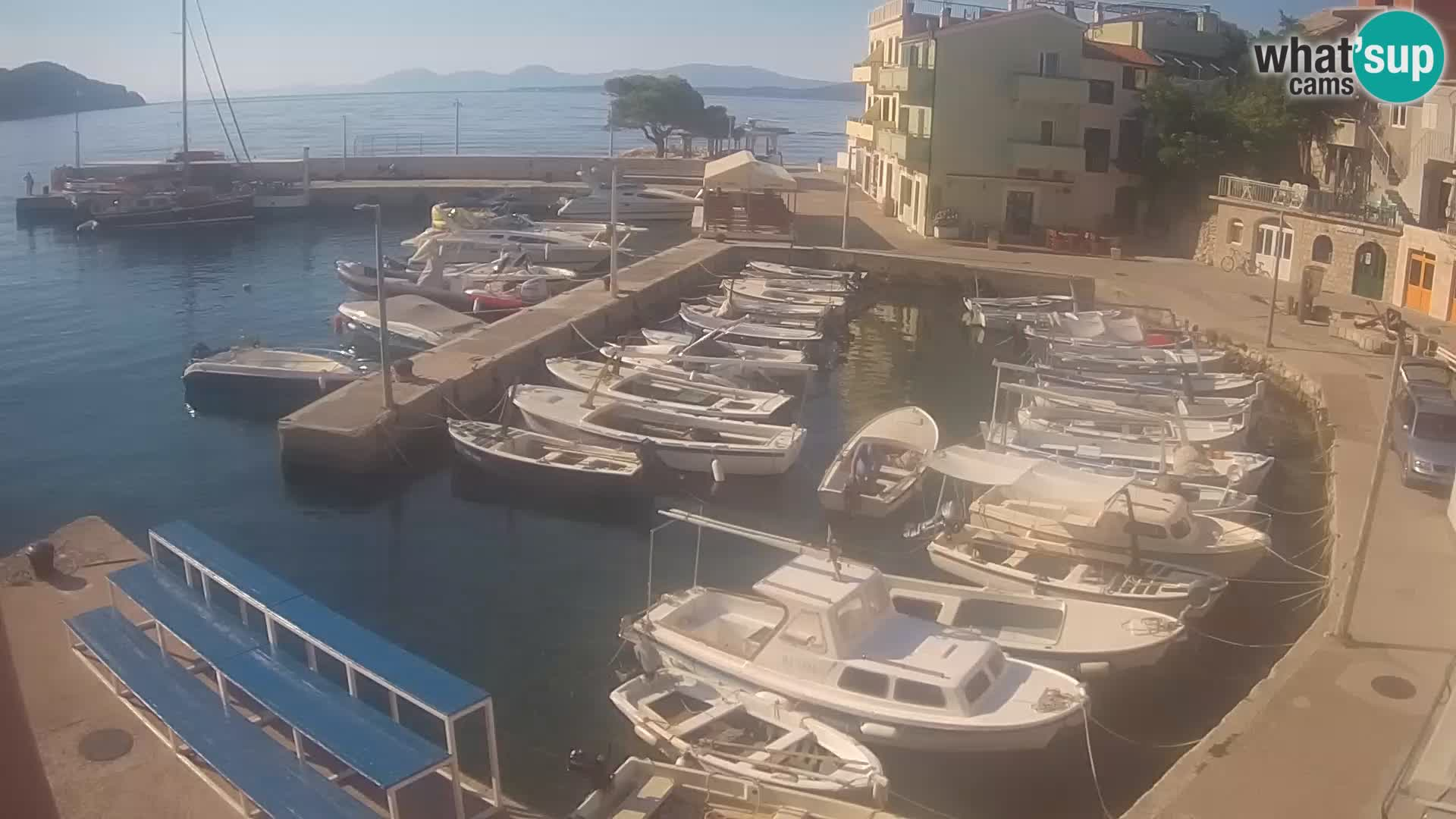Webcam Igrane – puerto