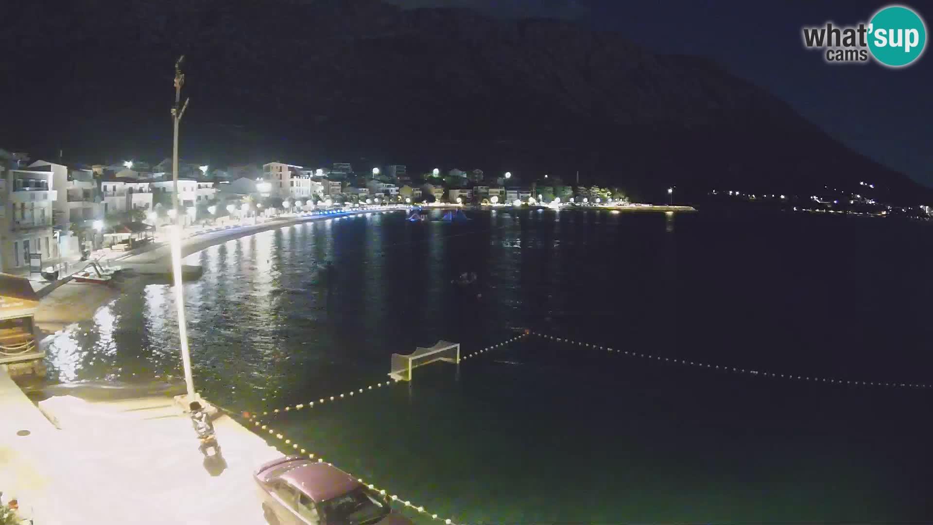 Webcam Live Igrane –  Central beach