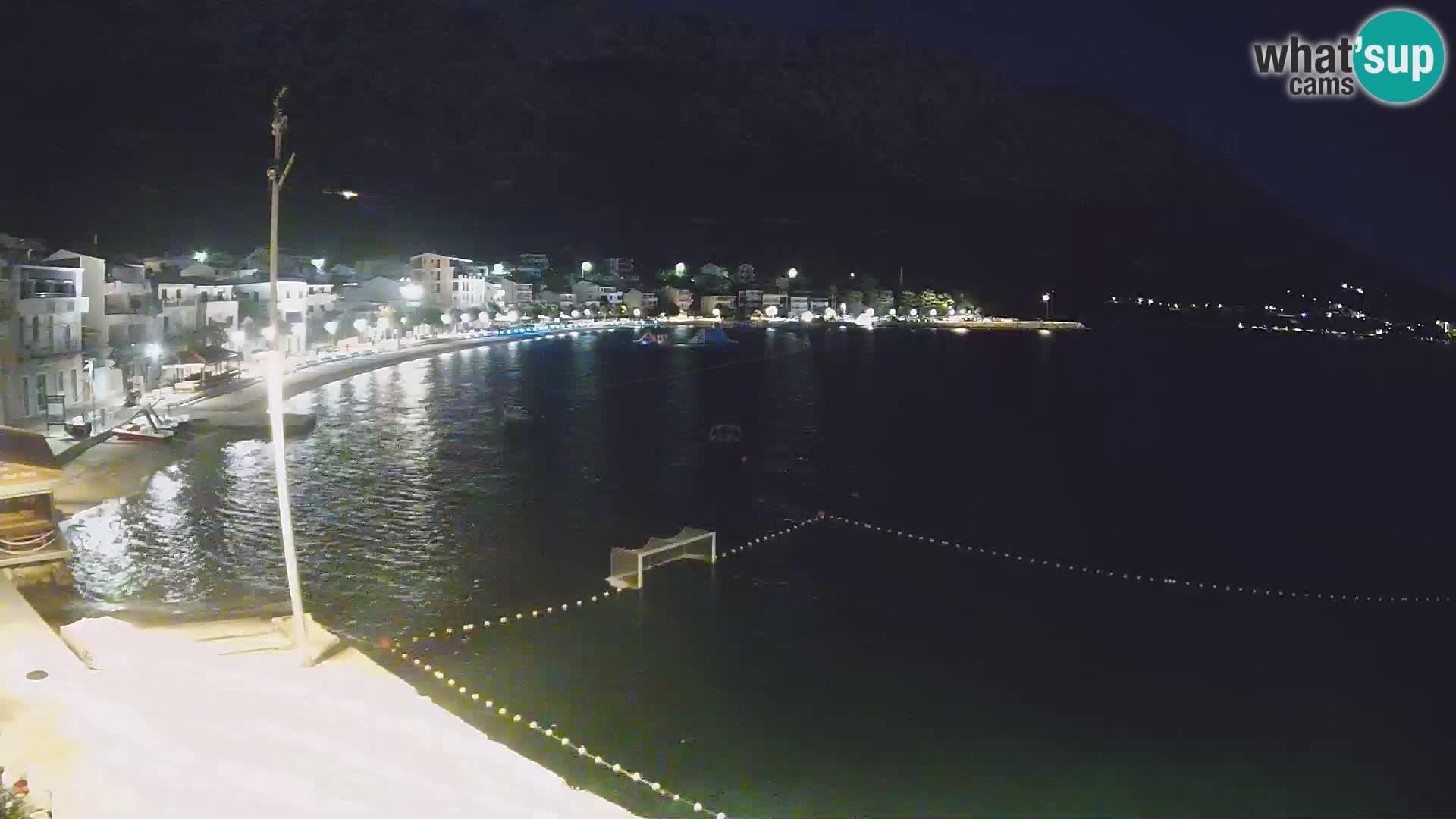 Webcam Live Igrane – Playa central