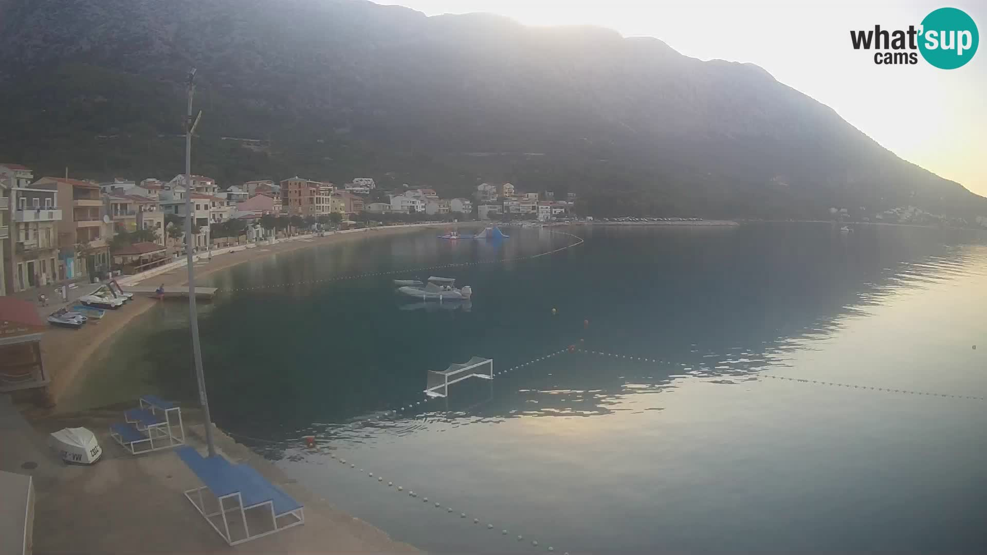 Webcam Live Igrane – Spiaggia centrale