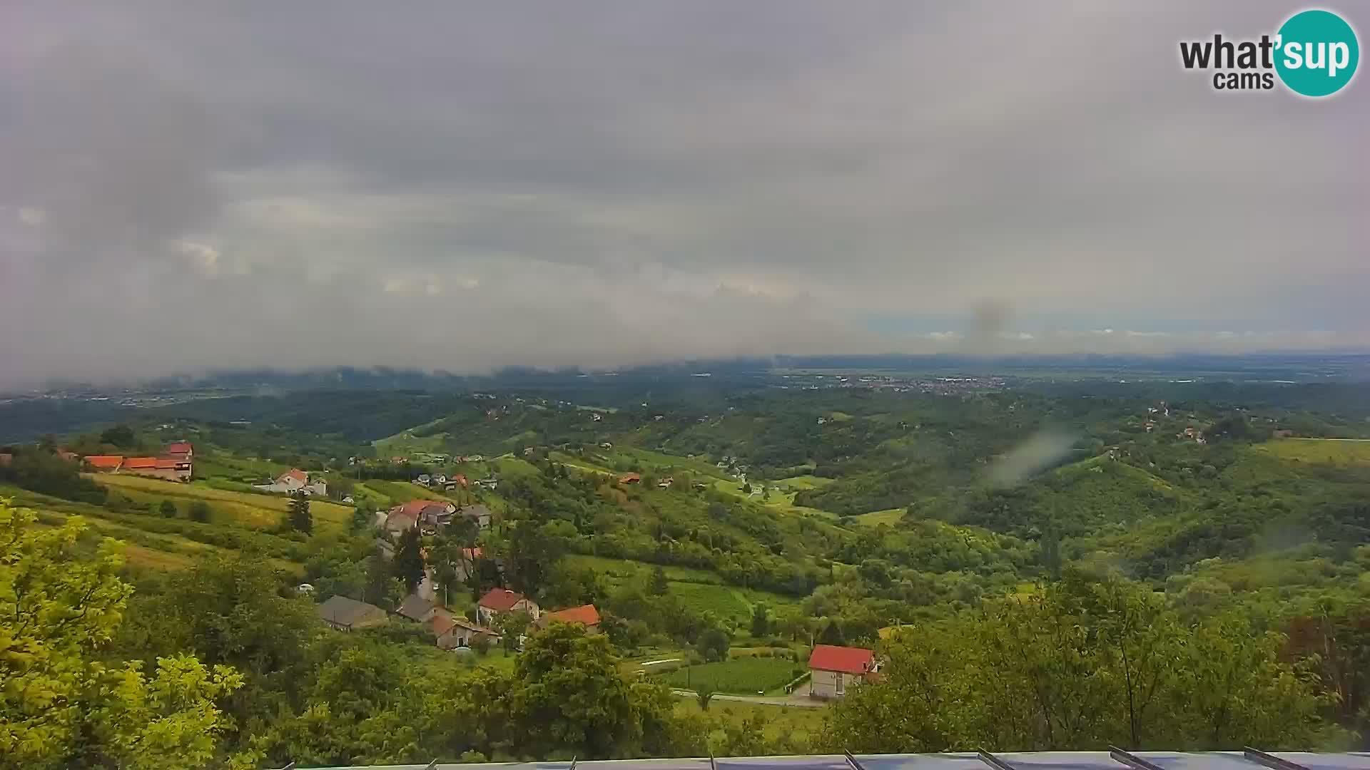 Live Webcam Plešivica livecam Jastrebarsko