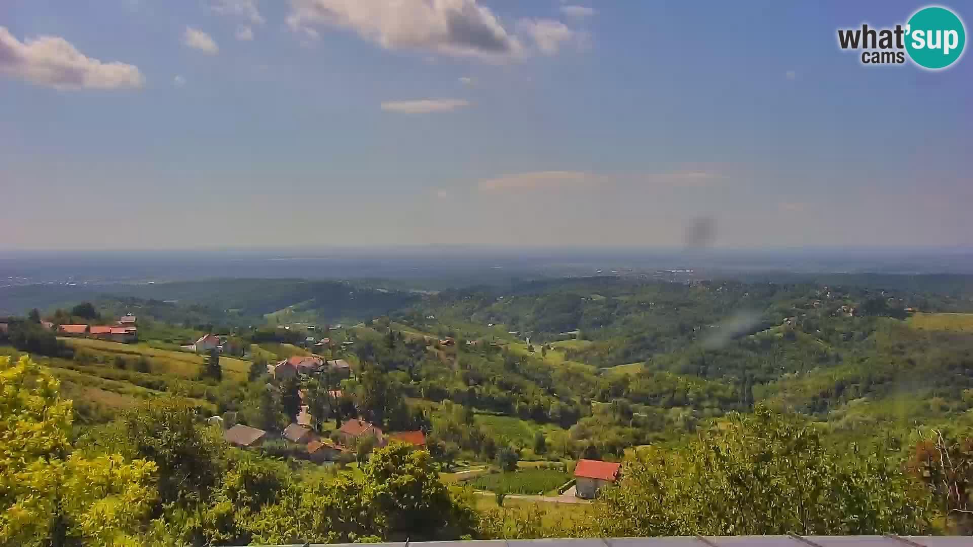 Webcam Plešivica livecam Jastrebarsko