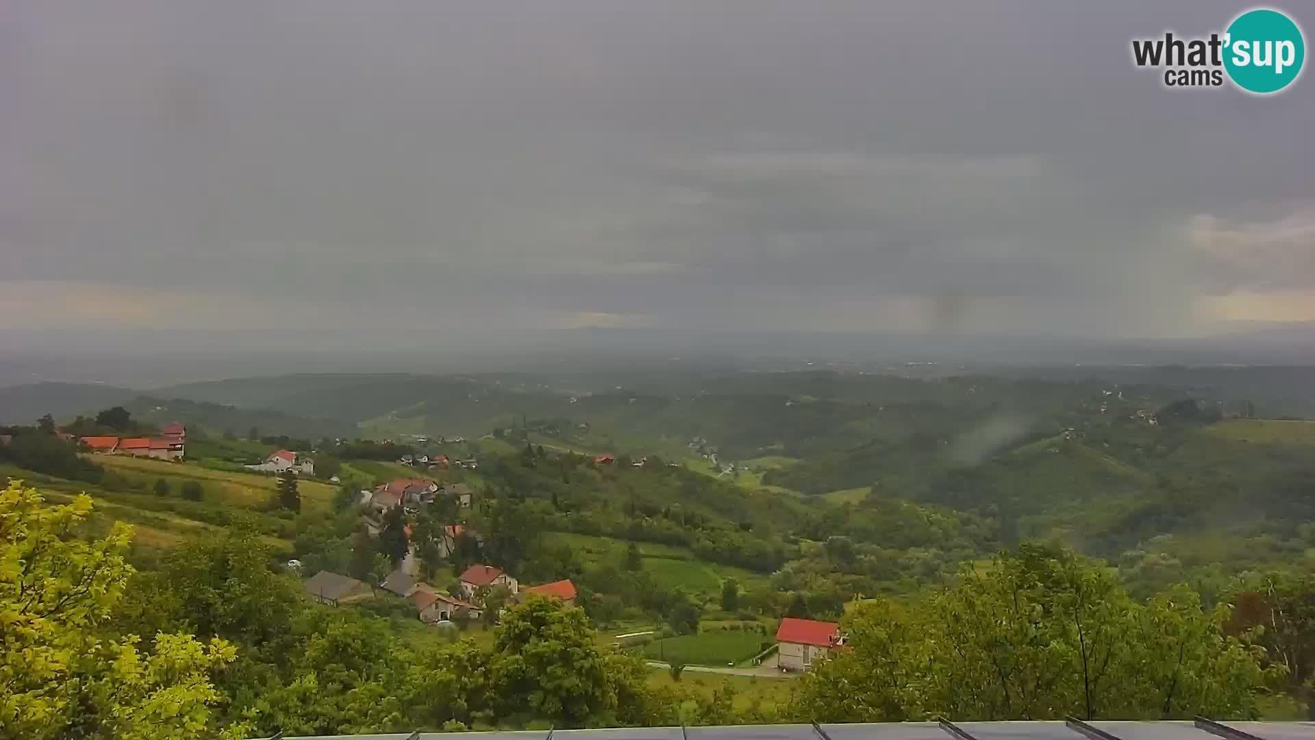 Camera en vivo Plešivica webcam Jastrebarsko