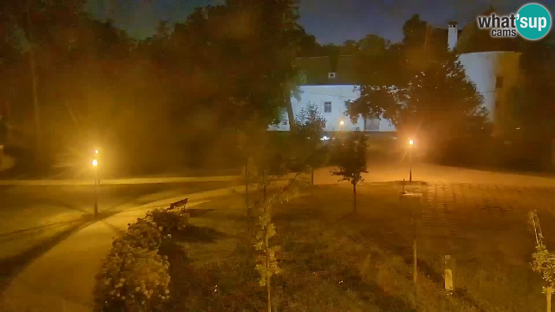 Webcam Perivoj castello di Erdödy – Jastrebarsko