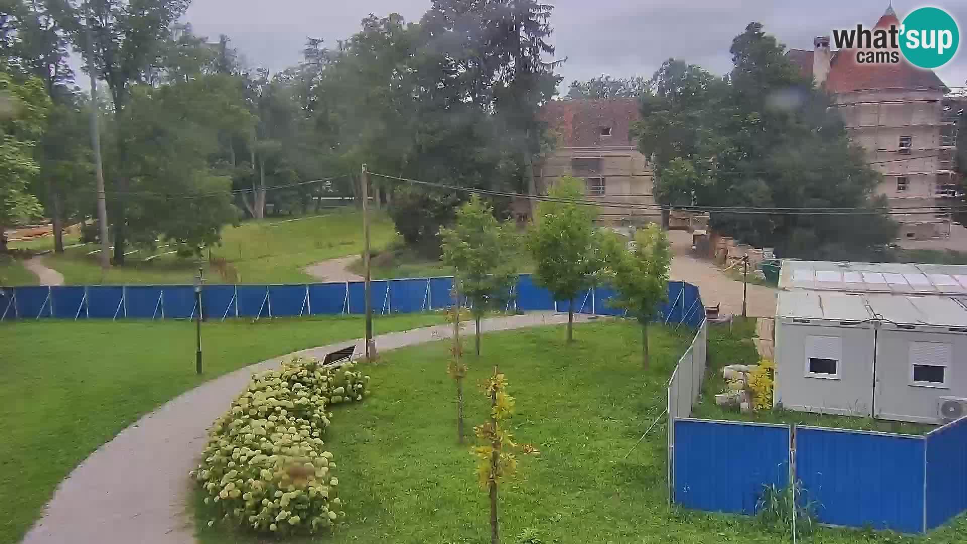 Kamera v živo Perivoj Grad Erdödy – Jastrebarsko