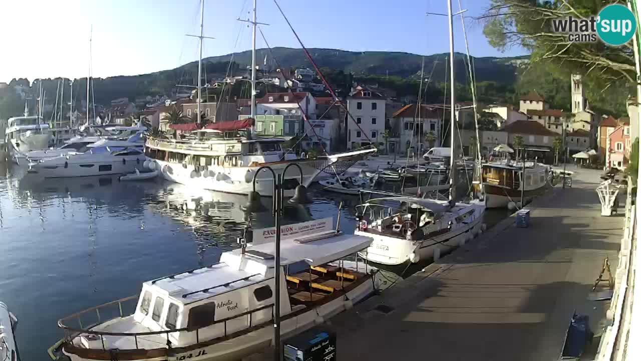 Live cam Hvar – Jelsa