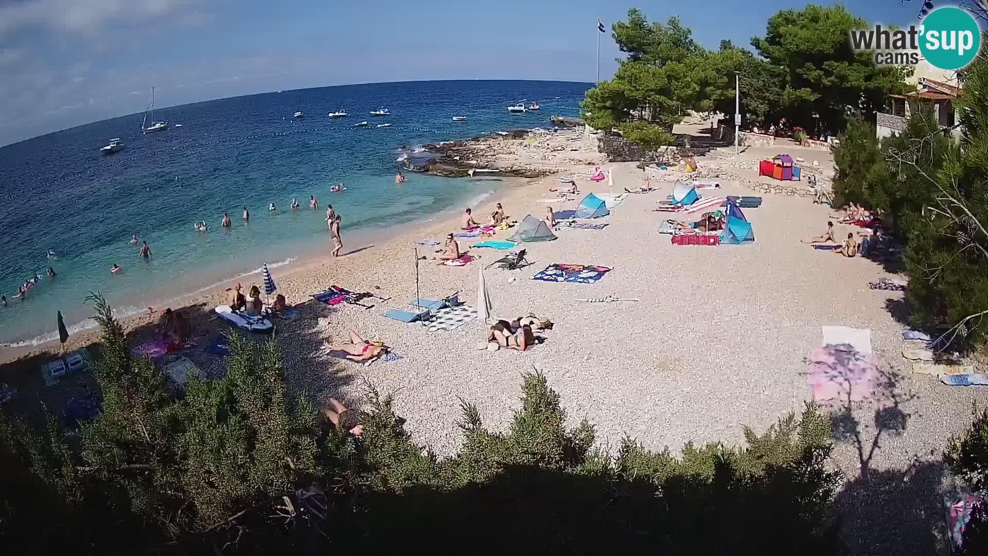 Spletna kamera Ivan Dolac – Jelsa – Hvar
