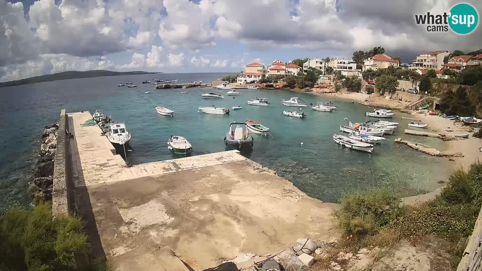 Web kamera Zavala – Jelsa – Hvar