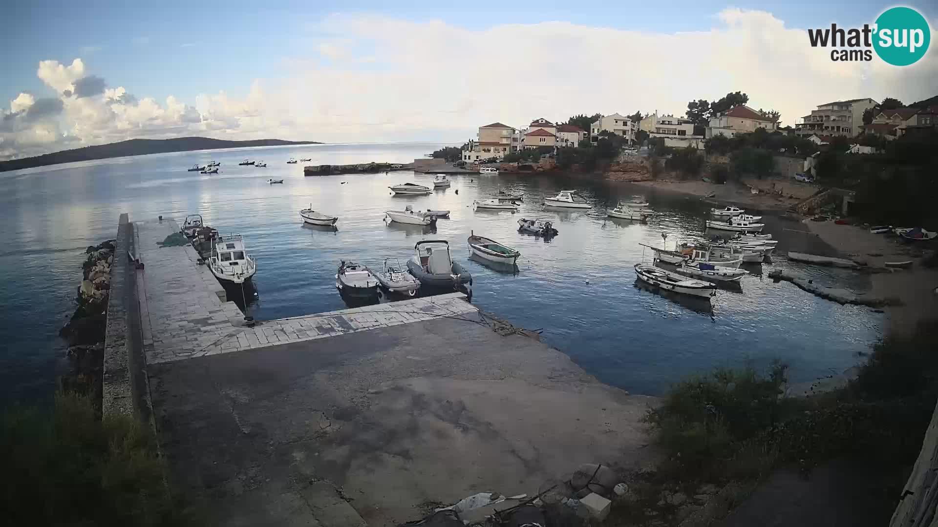 Live webcam Zavala – Jelsa – Hvar