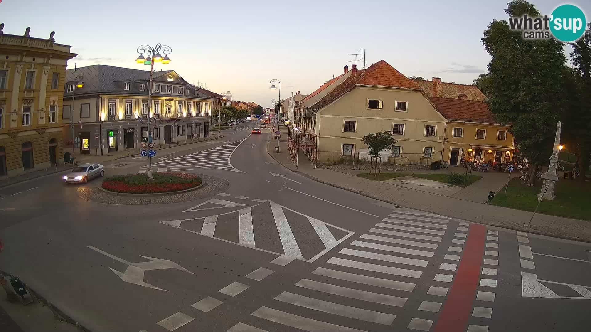 Karlovac – Lana Center and Peter Zrinski Street