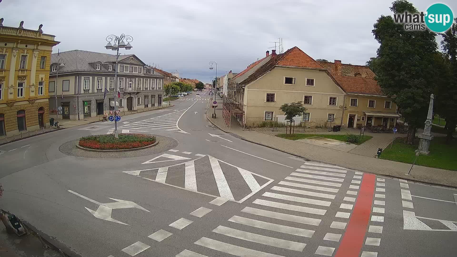 Karlstad – Lana Zentrum und Peter-Zrinski-Straße