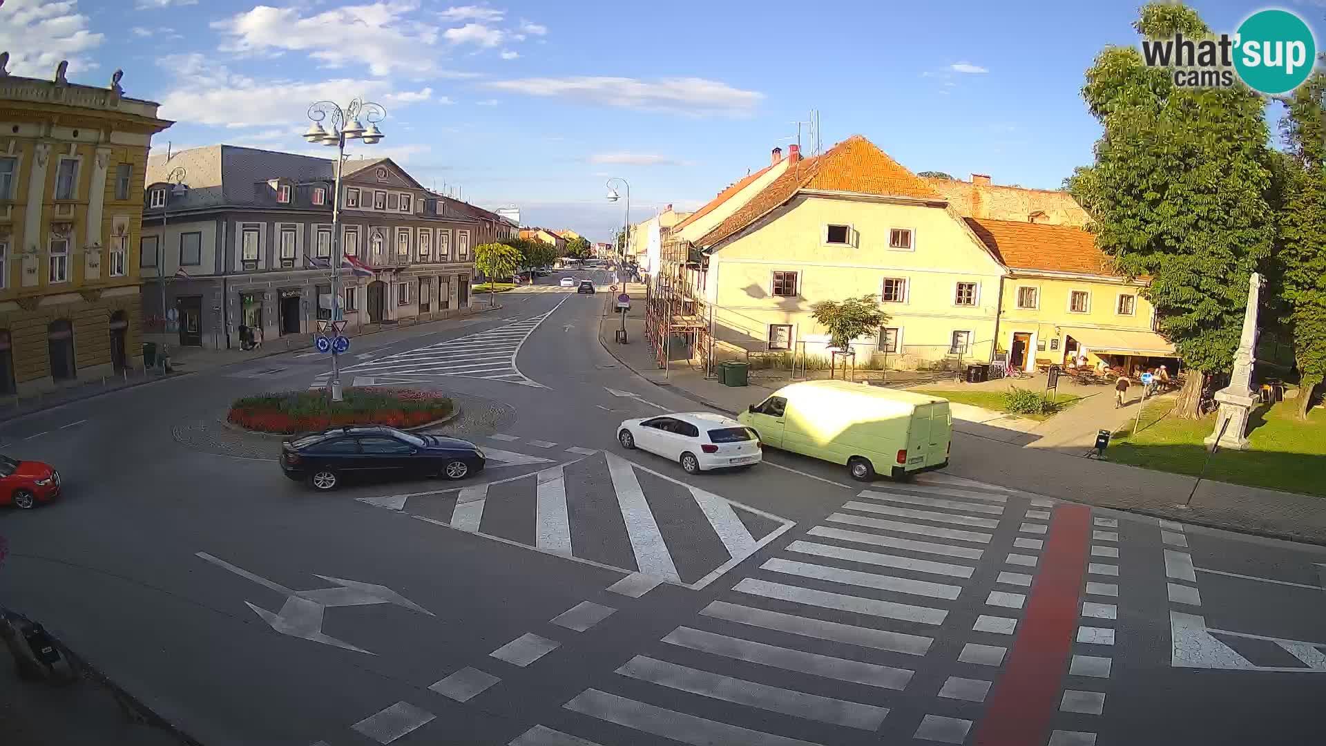 Karlovac – Lana center i rue Peter Zrinski