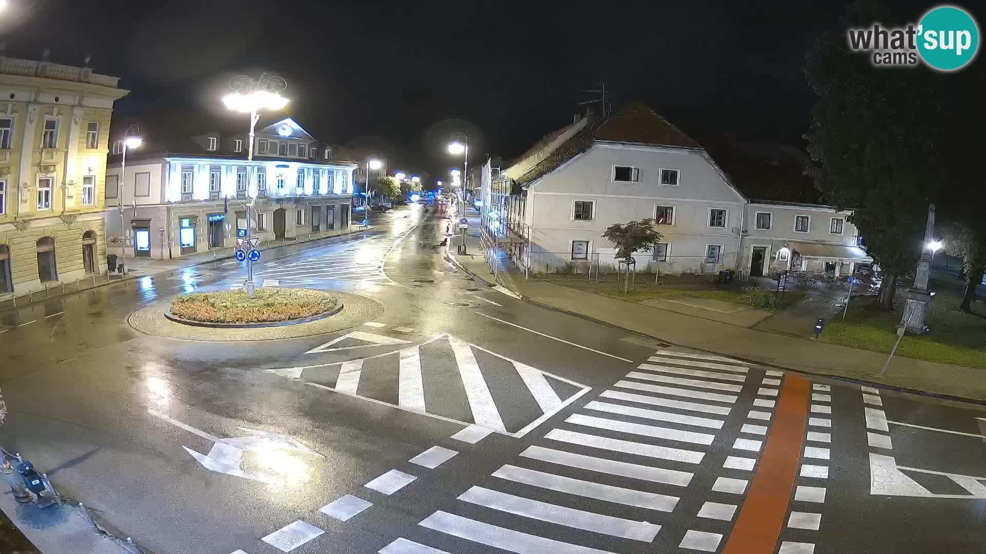 Karlovac – Lana center i ulica Peter Zrinski