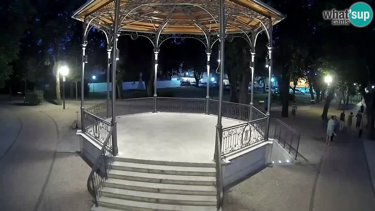 Karlovac – padiglione della musica