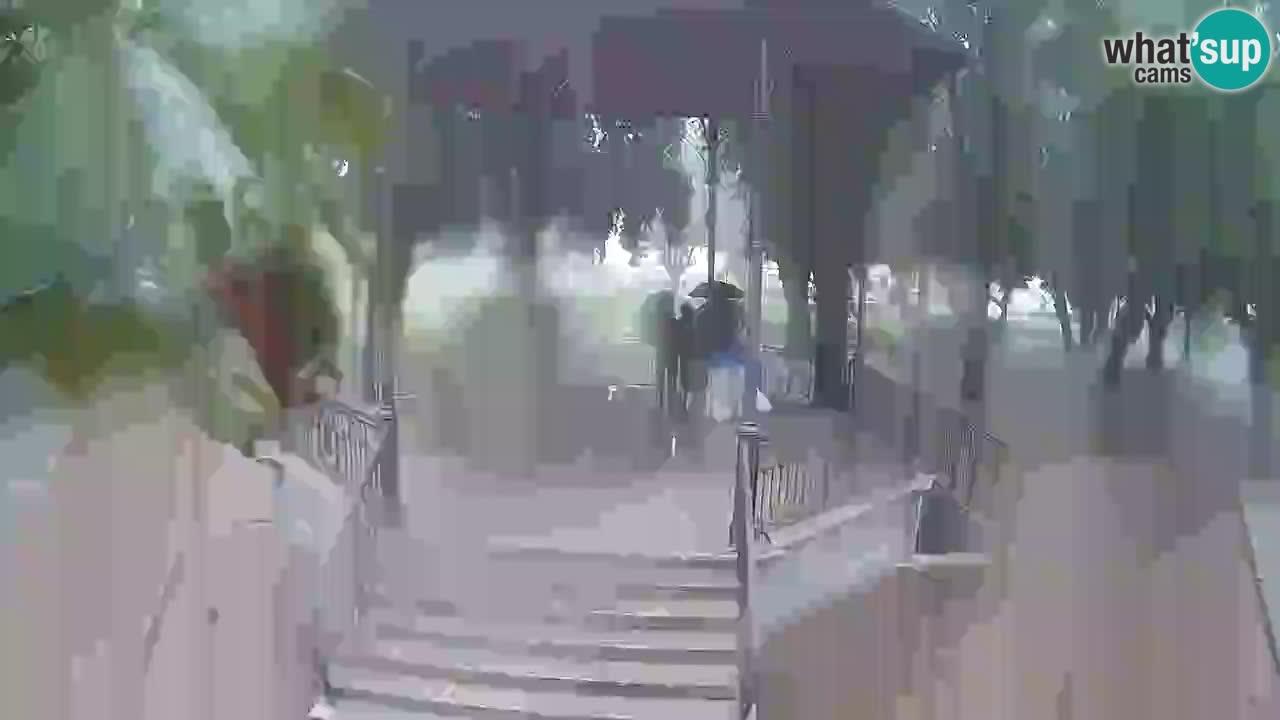 Karlovac – glasbeni paviljon