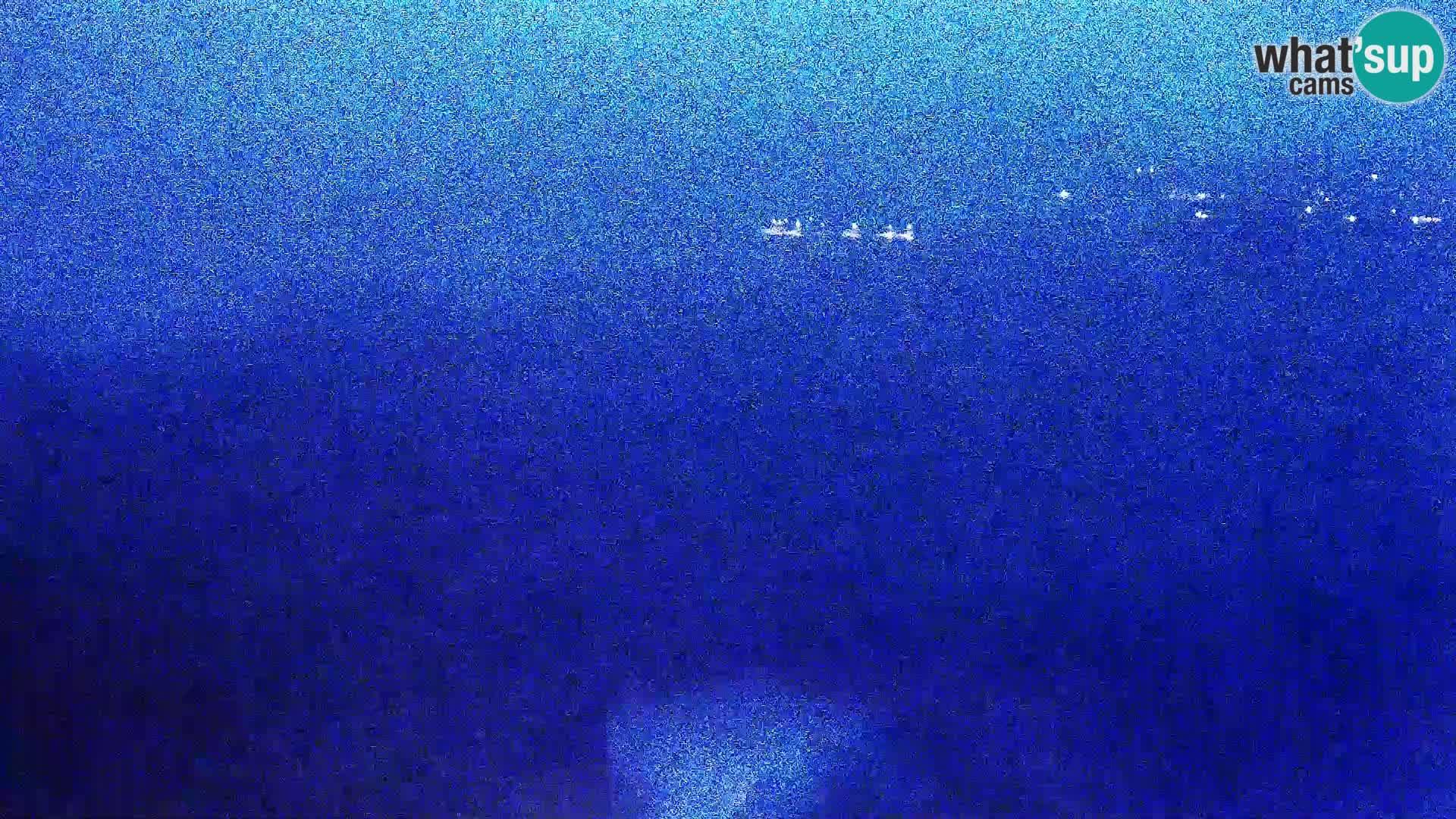 Blick von Gligora Käse Fabrik Kolan – Pag Insel
