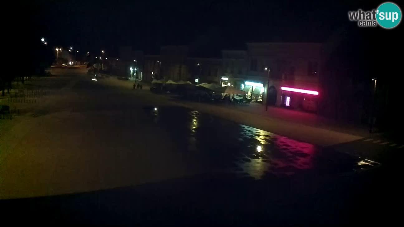 Webcam live Koprivnica – Zrinski trg