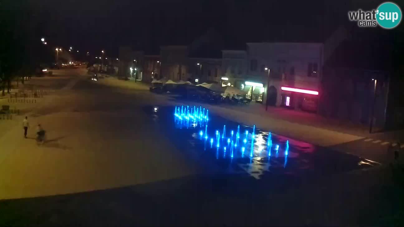 Spletna kamera Koprivnica – Zrinski trg