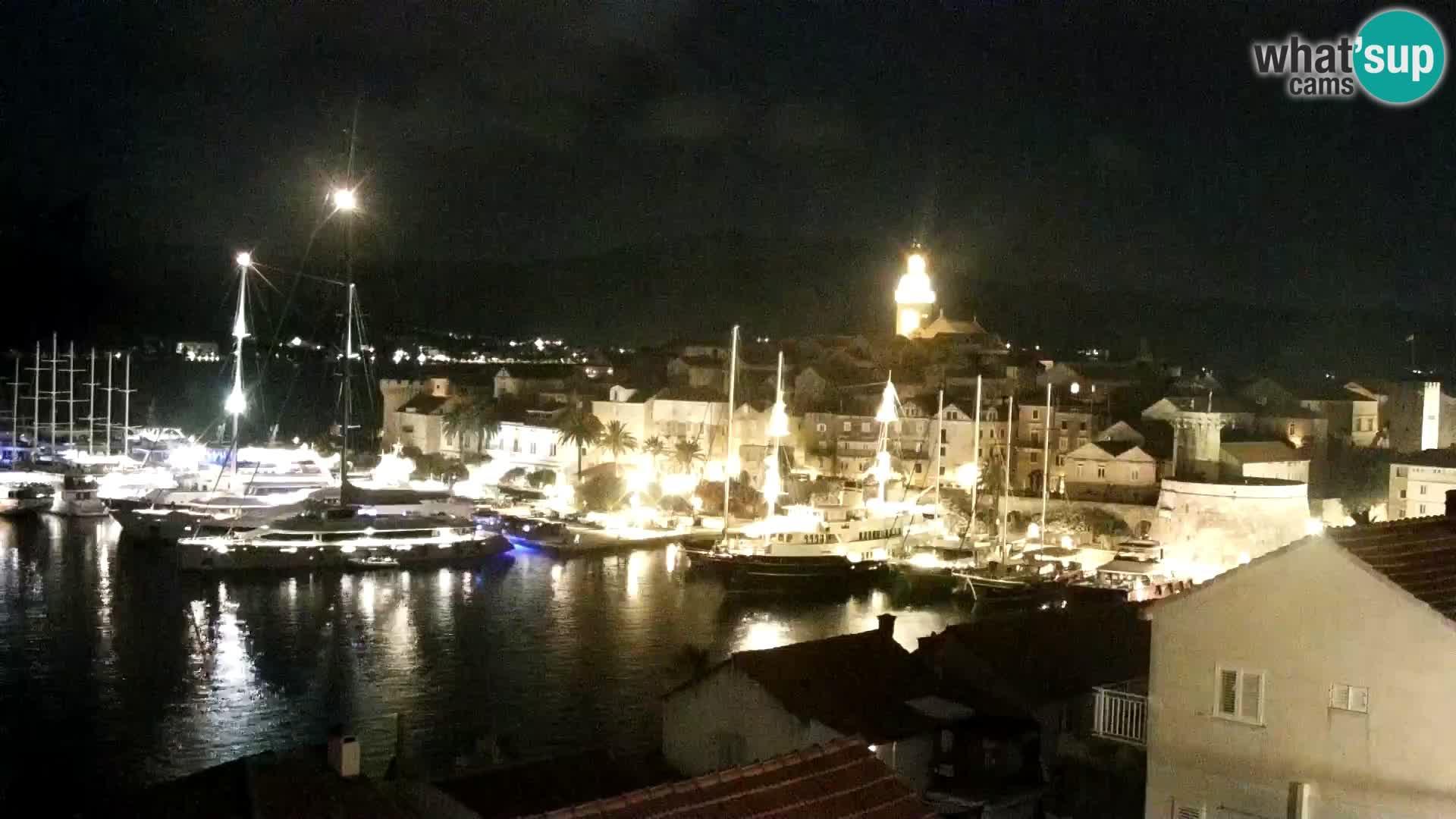 Kamera v živo Korčula