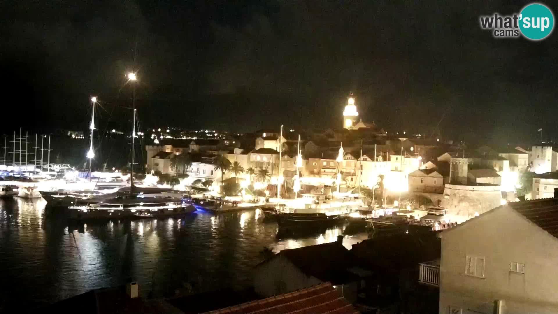 Webcam Korčula
