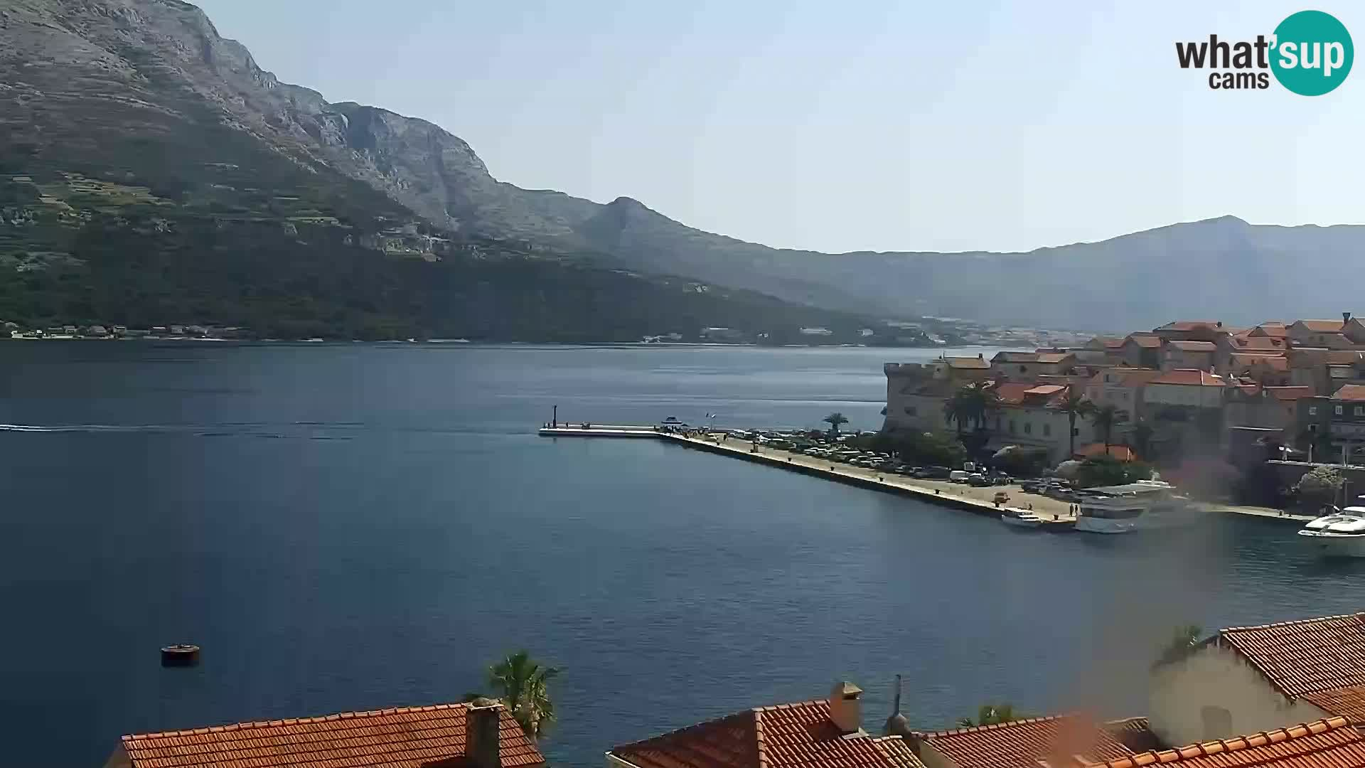 Web kamera Korčula