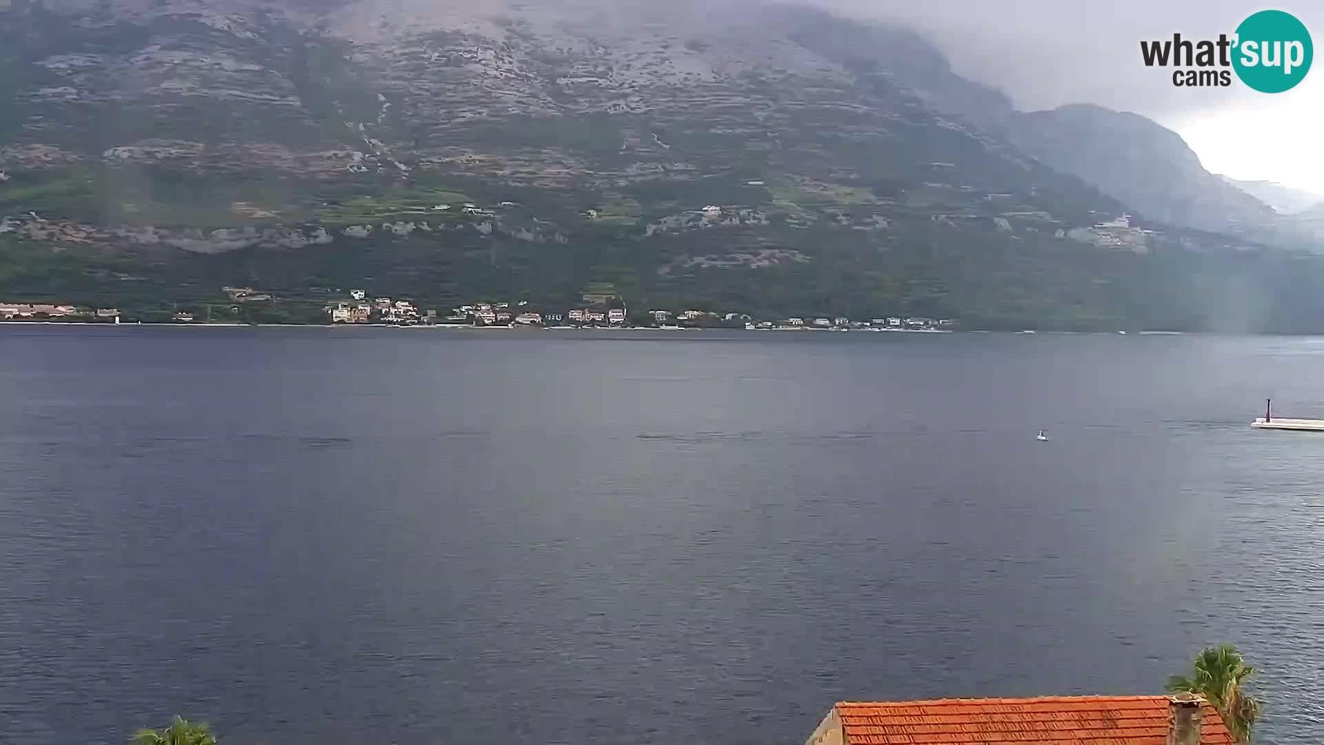 Panorama della città di Corzula