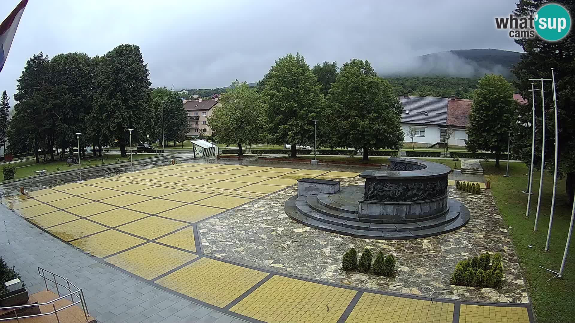 Web kamera Korenica