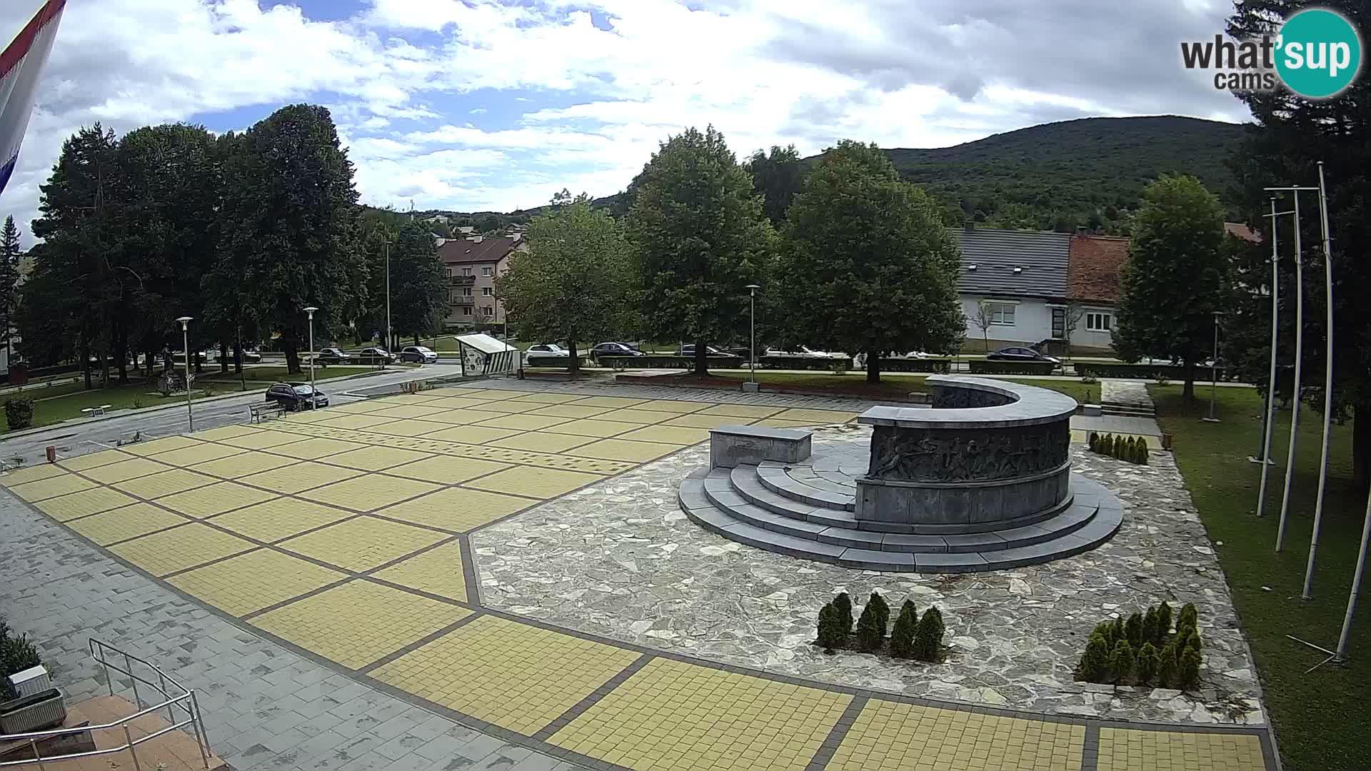 Spletna kamera Korenica