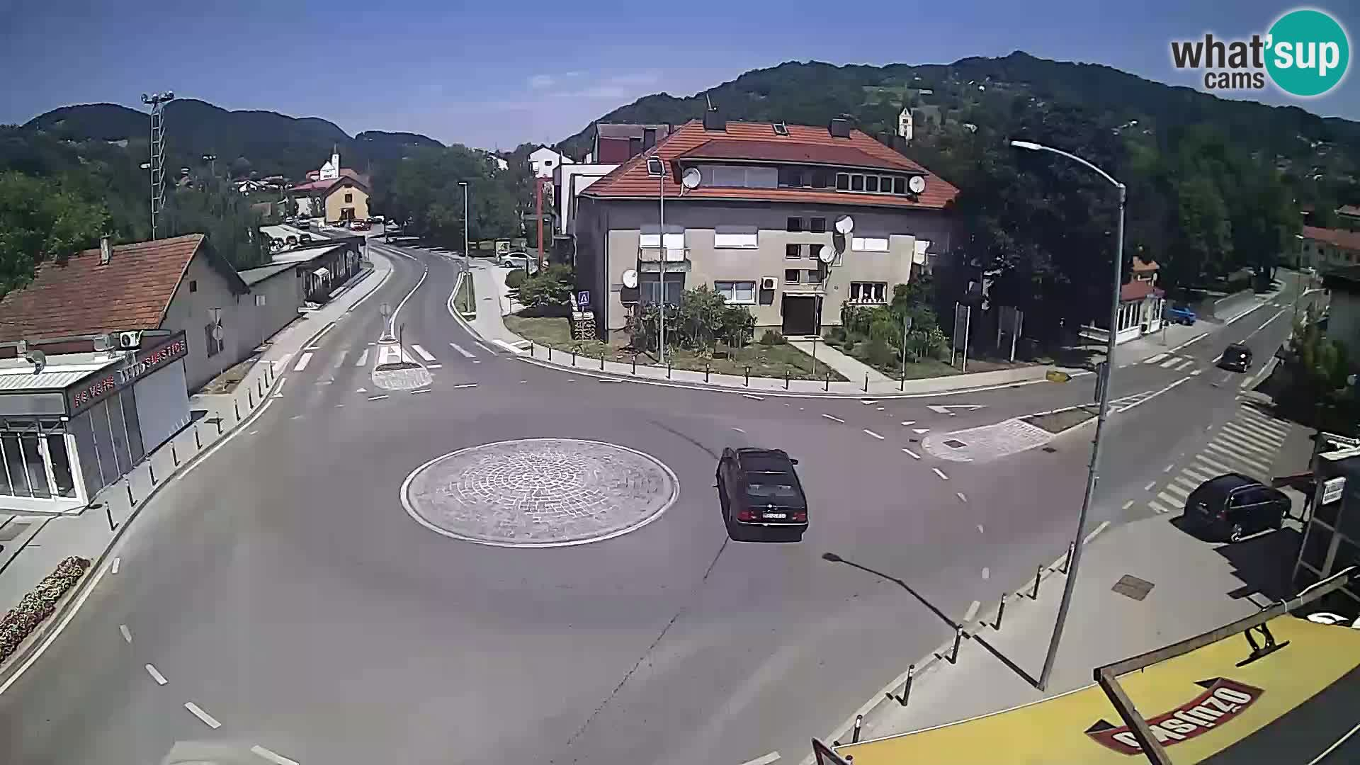 Krapina – Ulica Ante Staršević