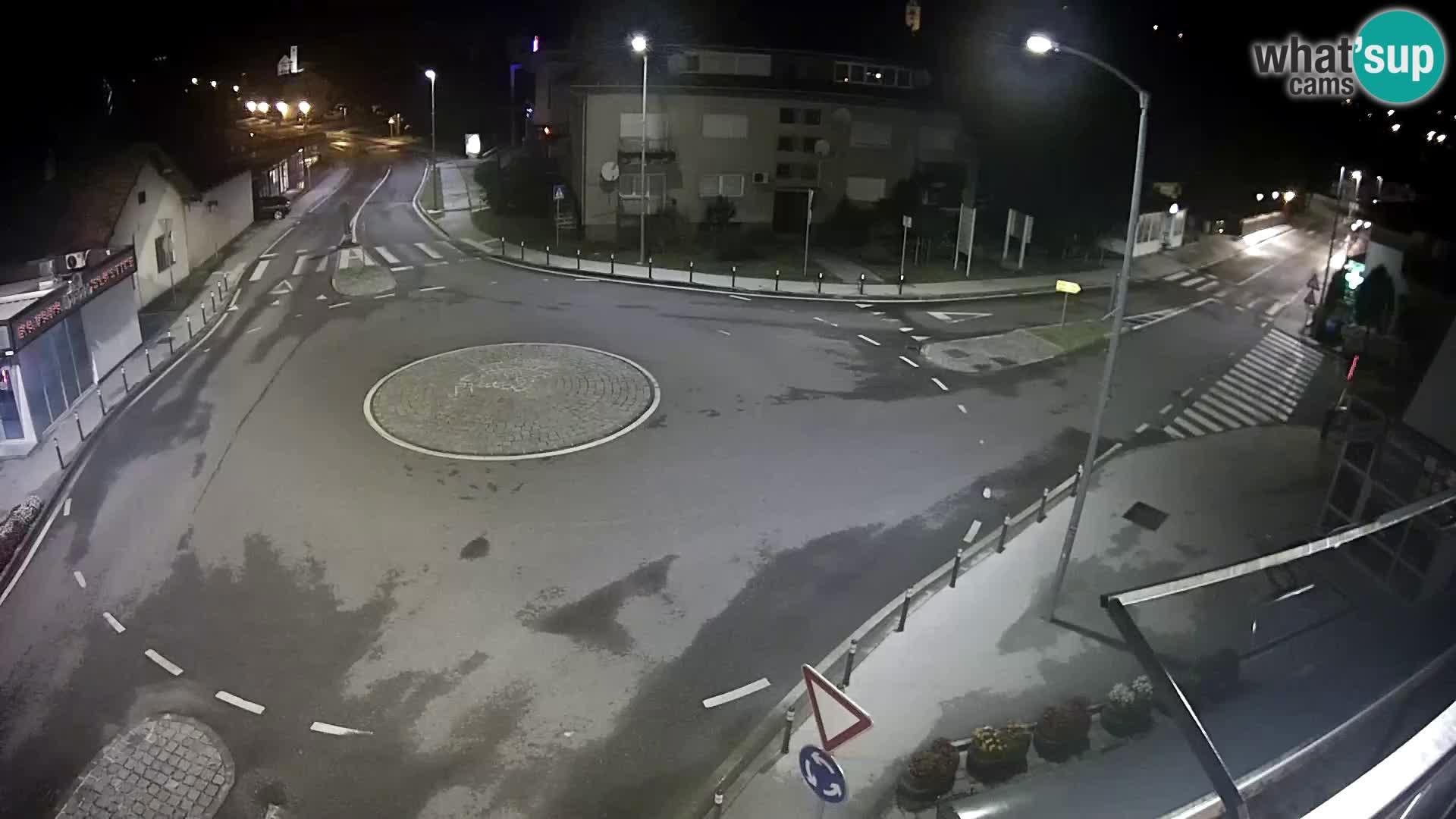 Krapina – Ante Staršević street