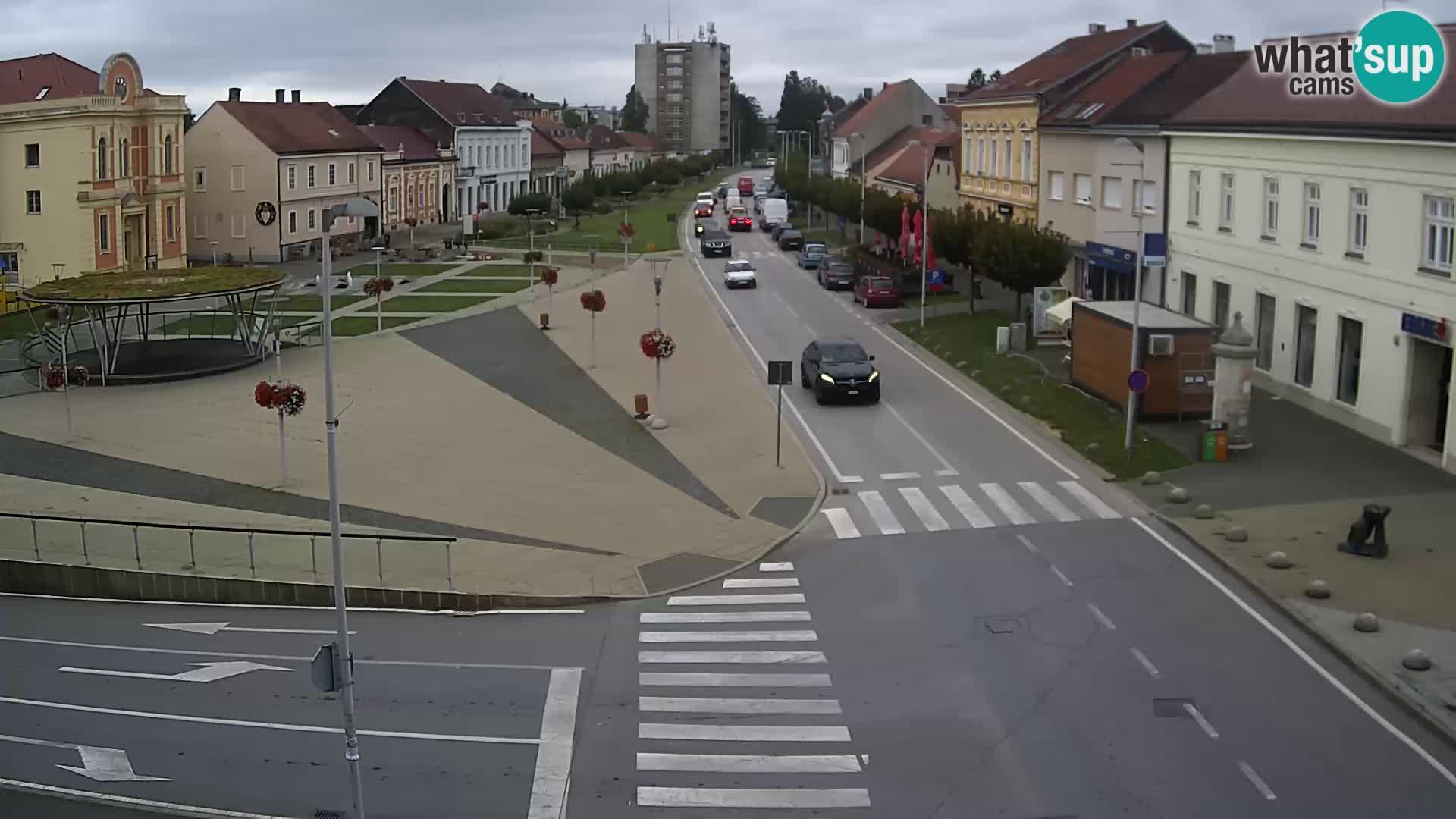 Camera en vivo Križevci