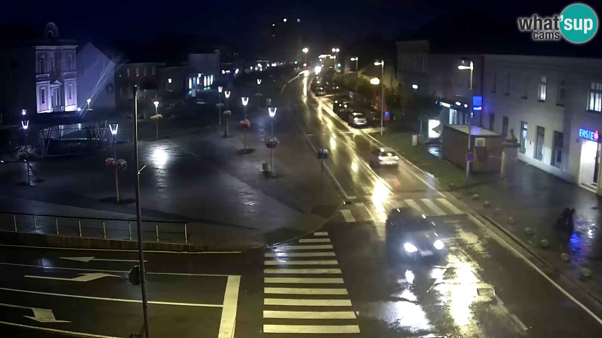 Web kamera Križevci