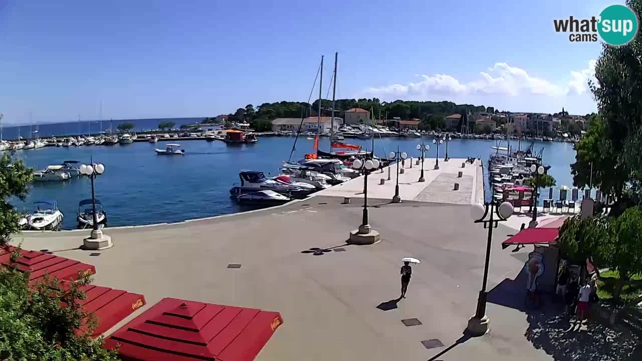 Webcam Krk – marina