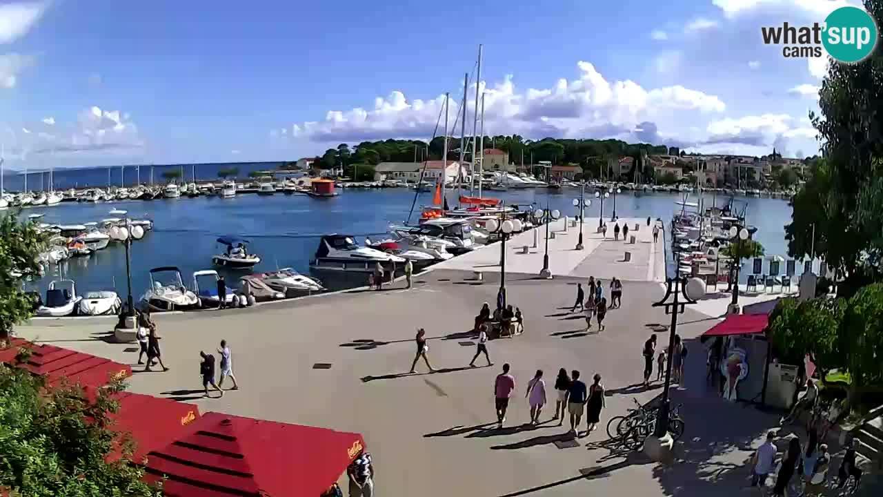 Spletna kamera Krk – marina