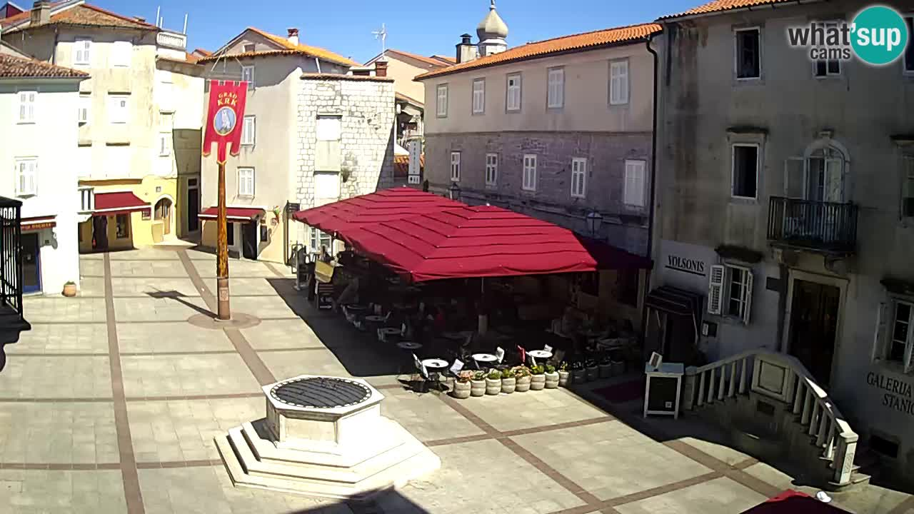 Webcam Krk Island – Vela Placa