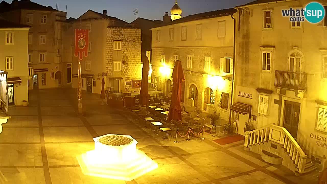Livecam Krk – Vela Placa