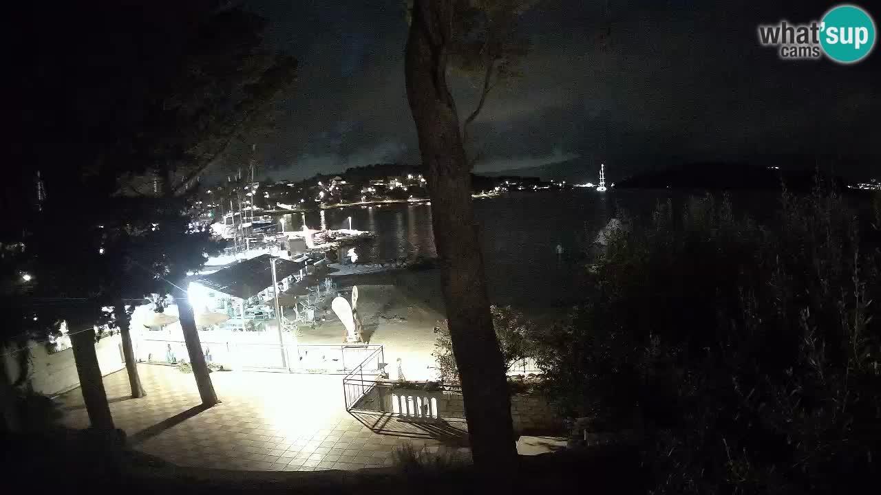Livecam Lumbarda – Spiaggia Prvi Žal – Korčula